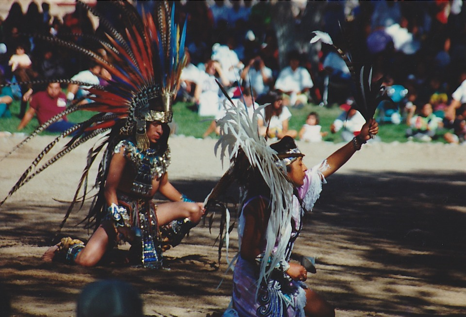 Why Native Americans Dance